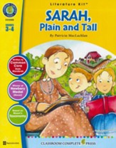 Sarah, Plain and Tall (Patricia MacLachlan) Literature Kit - Slightly Imperfect