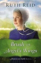 Brush of Angel's Wings - eBook