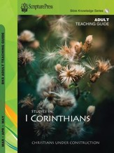 Scripture Press: Adult Bible Knowledge Teaching Guide, Spring 2018