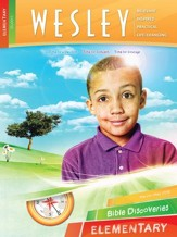 Wesley Elementary 'Bible Discoveries' Student Book, Spring 2018