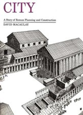 City: A Story Of Roman Planning and Construction, Paperback
