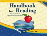 Abeka Handbook for Reading Phonics Textbook Teacher Edition