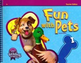 Abeka Fun with Pets Reader Teacher  Edition Grade 1 (New  Edition)
