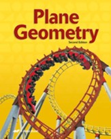 Abeka Plane Geometry, Second Edition