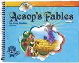 Abeka Aesop's Fables Reader Grade 1  Teacher Edition (New  Edition)