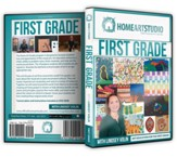 Home Art Studio on DVD & DVD-ROM: 1st Grade