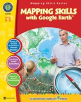 Mapping Skills with Google Earth  Grades 6-8