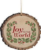 Joy To the World, Holly Ornament