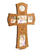 Personalized, Confirmation, Photo Cross, Cherry