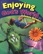 Abeka Enjoying God's World--Grade 2 Science Reader