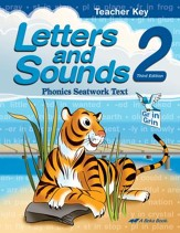 Abeka Letters and Sounds 2 Teacher  Key