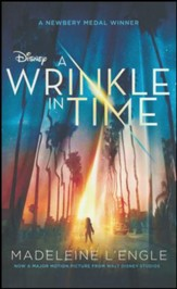 A Wrinkle in Time, Movie Tie-In Edition Mass Market Paperback