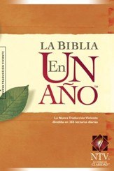 La Biblia NTV En Un Año, eLibro  (NTV One Year Bible, eBook)