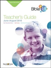 Bible-in-Life: Upper Elementary Teacher's Guide, Summer 2018