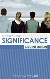 The Search for Significance Student Edition - eBook