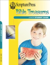 Scripture Press Junior Grades 5 & 6, Bible Treasures Student Book, Summer 2017
