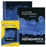Prentice Hall Middle School Math 6th Grade Course 1 Homeschool Bundle