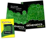 Prentice Hall Middle School Math 7th Grade Course 2 Homeschool Bundle