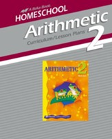 Abeka Homeschool Aritmetic 2  Curriculum/Lesson Plans