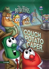 The Mess Detectives: The Couch Potato Caper - eBook