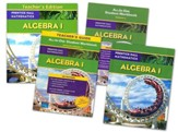 Prentice Hall High School Math Algebra 1 Homeschool Bundle