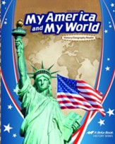 My America and My World--Grade 1 History/Geography Reader (5th Edition)