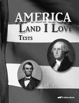 America: Land I Love Tests
