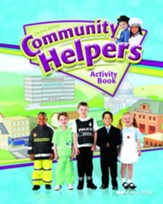 Abeka Community Helpers Activity Book (2nd Edition)