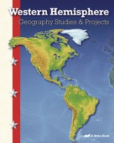 Geography Studies & Projects: Western Hemisphere