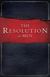 The Resolution for Men - eBook