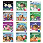 Rising Readers Fiction Set: Nursery Rhyme Tales 2 (set of 12 titles)