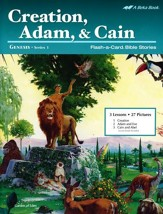 Creation, Adam & Cain--Grades K, 1, 4