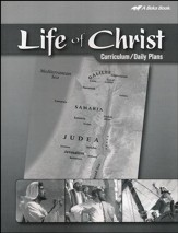 Abeka Life of Christ  Curriculum/Daily Plans