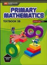 Primary Mathematics Textbook 3B Common Core Edition
