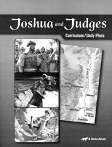Abeka Joshua and Judges Curriculum/Daily Plans