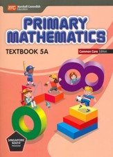 Primary Mathematics Textbook 5A  Common Core Edition