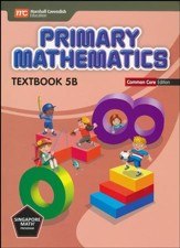 Primary Mathematics Textbook 5B  Common Core Edition