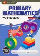 Primary Mathematics Workbook 2B Common Core Edition