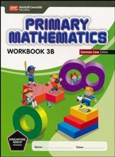 Primary Mathematics Workbook 3B Common Core Edition