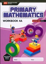 Primary Mathematics Workbook 4A Common Core Edition