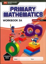 Primary Mathematics Workbook 5A Common Core Edition