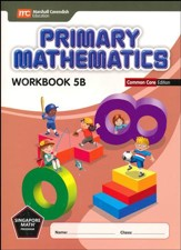 Primary Mathematics Workbook 5B Common Core Edition