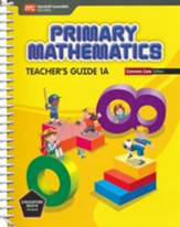Primary Mathematics Teacher's Guide  1A Common Core Edition