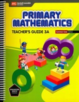 Primary Mathematics Teacher's Guide 3A Common Core Edition