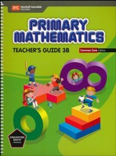 Primary Mathematics Teacher's Guide 3B Common Core Edition