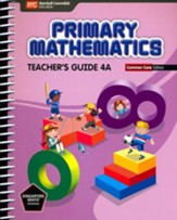 Primary Mathematics Teacher's Guide  4A Common Core Edition