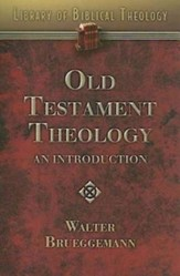 Old Testament Theology: An Introduction - eBook