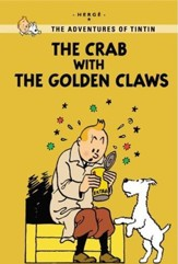 The Adventures of Tintin: The Crab with the Golden Claws, Young Readers Edition