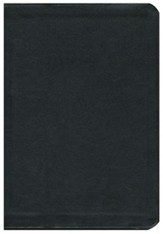 KJV New Cambridge Paragraph Bible with Apocrypha Personal Size, Calfskin, black