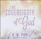 The Sovereignty of God                         - Audiobook on CD